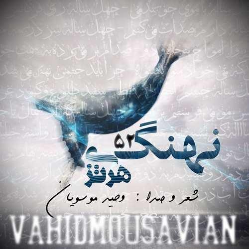 دانلود آهنگ جدید وحید موسویان نهنگ ۵۲ هرتزی