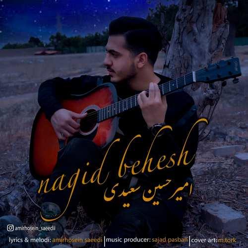 دانلود آهنگ جدید امیرحسین سعیدی نگید بهش