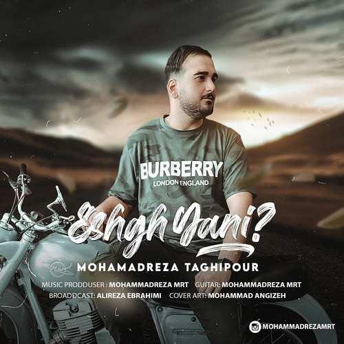 دانلود آهنگ جدید محمدرضا تقی پو عشق یعنی؟