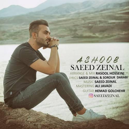 دانلود آهنگ جدید سعید زینال آشوب